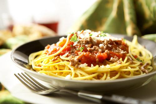Spaghetti Bolognese | John Penny and sons