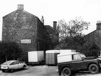 Old picture John Penny car park