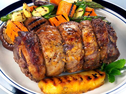 lamb breast casserole